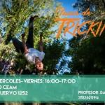 Clases de Tricking en Córdoba
