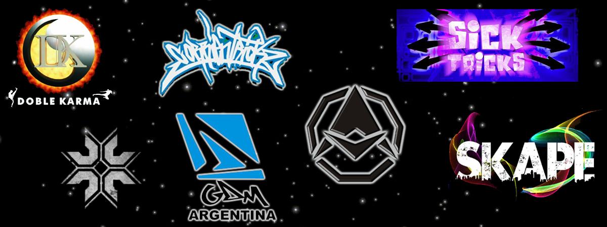 Grupos en Argentina