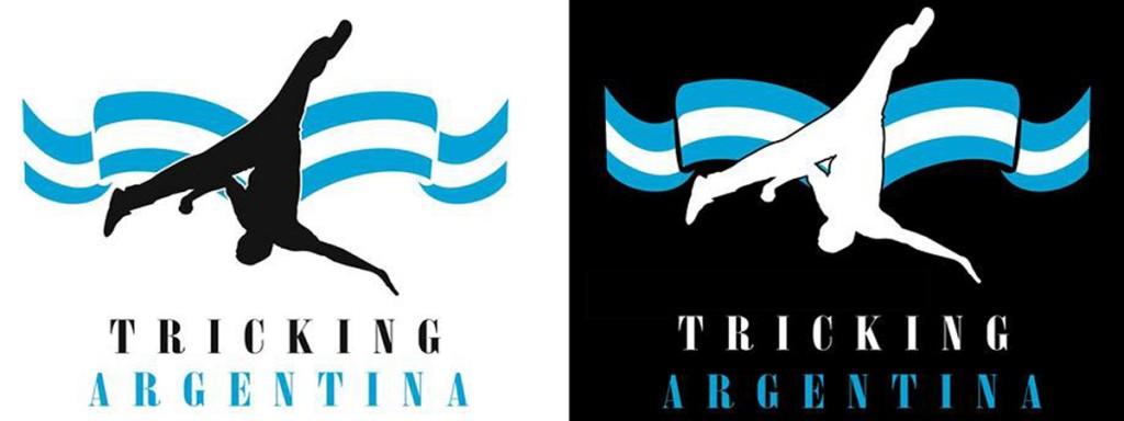 tricking argentina logos