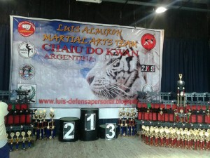 Argentina Open Martial Arts Championship 2015