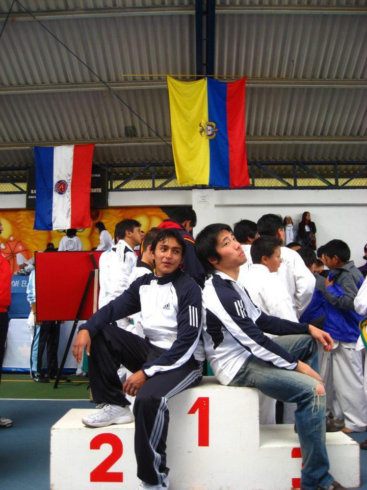 Tricking Ecuador